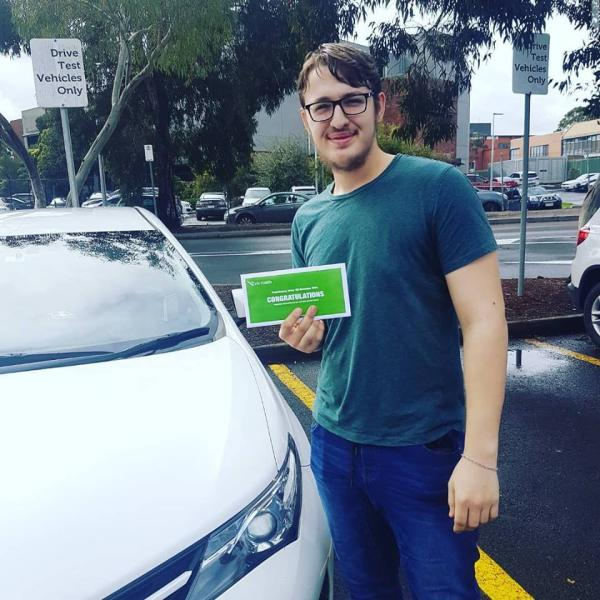 VicRoads Driving Test