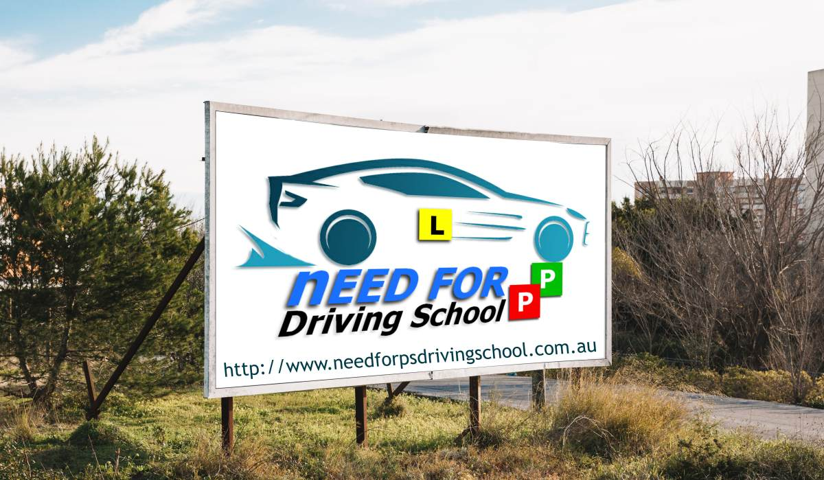 Driving Lessons Billboard