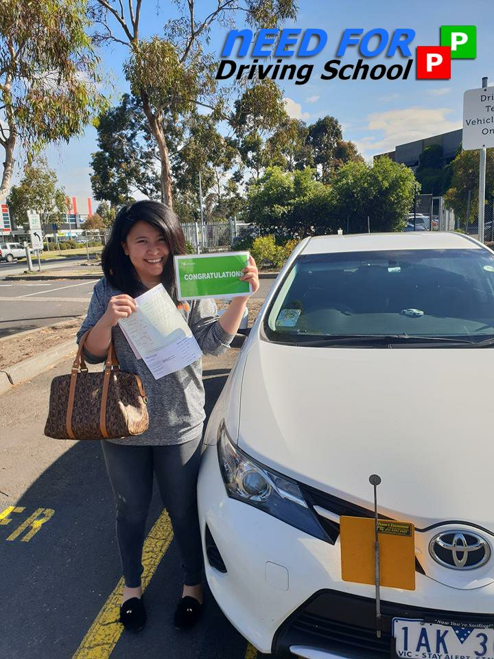 Another winner Driving Test at Broadmeadows VicRoads